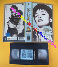 VHS MADONNA The immaculate collection 1990 WARNER 7599 382143(VM10) no mc dvd lp