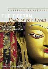 The Tibetan Book of the Dead (A Way of Life / The Great Liberation) DVD, Nagap,