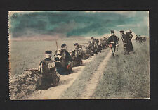 37907/ AK - Armée belge - En présence de l´ennemie - *