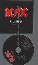 CD--AC/DC -- PLUG ME IN--PORMO--