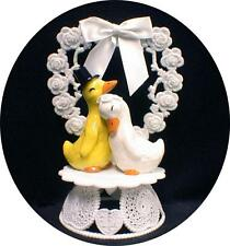 Country Western duck Wedding Cake Topper God Beautiful Nature Outdoor  Funny top