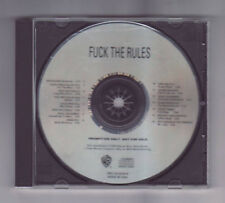 (CD) Fuck The Rules - V/A [WB Sampler] / Red Hot Chili Peppers / Elvis Costello