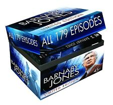 Barnaby Jones: The Complete Collection - Limited Edition [DVD Box Set, 45-Disc]