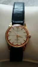 Orologio vintage JOWISSA LUX 17 JEWELS WATERPROF SWISS MADE PLACCATO ORO 35mm