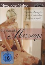 NEW SEX GUIDE: DIE KLASSISCHE MASSAGE DVD NEU