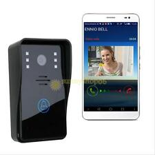 RainProof Wireless WiFi Remote Doorbell With HD Camera Video Home Smart Door