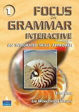 Focus on Grammar 1 Interactive CD-ROM