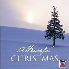 Peaceful Christmas: Time-Life Music: A Peaceful Christmas  Audio CD