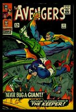 Marvel Comics The AVENGERS #31 Goliath FN+ 6.5