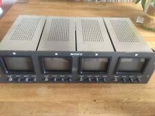 Sony PVM-4B1E Negro y Blanco Monitores De Video Cctv