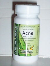 HOMEOPATHIC ACNE PIMPLES ZIT REMOVAL ANTI BLEMISH CLEAR SKIN PILLS 90 TABLETS