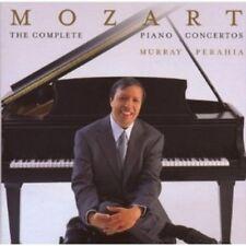 MURRAY PERAHIA -MOZART-SÄMTLICHE KLAVIERKONZERTE 1-27 (GA) 12 CD SOLO PIANO NEU
