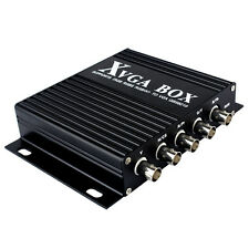 New Industriale Video Monitor Converter XVGA BOX(RGB,MDA,CGA,EGA to VGA Signal)