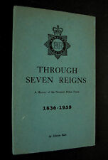 Through Seven Reigns History Newport Police Force 1st Ed 1960 Islwyn Bale Signed