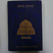 Le canzoni della Scozia Imperial Edition, Vol. 1, Brown & Pittman