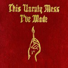 MACKLEMORE & RYAN LEWIS THIS UNRULY MESS I'VE MADE CD  (2016) CLEAN VERSION