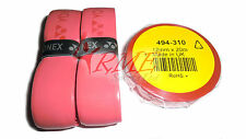 Tennis, Squash, Badminton 2 Yonex Red Grip / Grap & Racket Neck Finishing Tape