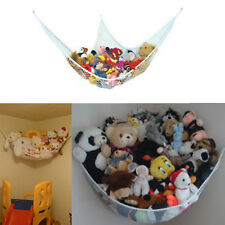 Doll Stuffed Plush Hammock Baby Toys Storage Bags Hanging Net