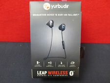 Yurbuds Leap Wireless Bluetooth Headphones /W Microphone & 3 Button Controls