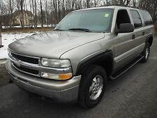 Chevrolet: Suburban 1500 4X4 4DR