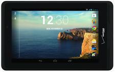 """Verizon Ellipsis QMV7B Tablet (Wi-Fi, 4G LTE, 8GB, 7"""") Great Cond. Read Details"""