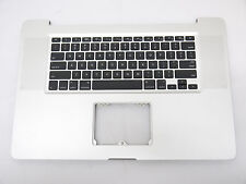 "USED US Keyboard Top Case Topcase Palm Rest for MacBook Pro 17"" A1297 2010 2011"