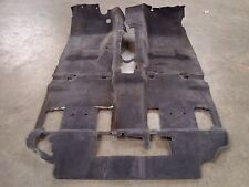 2002-2005 MERCEDES ML320 ML350 ML500 FRONT FULL CARPET FLOOR LINING OEM LOT305