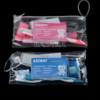 2X Dental Orthodontic Brush Ties Toothbrush Interdental brush Floss Kit