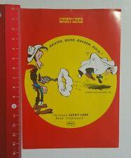 ADESIVI/Sticker: Ehapa-Lucky Luke febbre dell'oro (250716165)