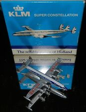 Schabak 1:600 Scale Diecast 934-5 KLM Royal Dutch Airlines Lockheed L-1049 Super