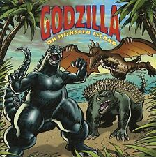 Godzilla on Monster Island (Pictureback(R)), Dwyer, Jacqueline, Good Book