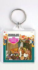 STRAWBERRY ALARM CLOCK - INCENSE & PEPPERMINTS LP COVER KEYRING LLAVERO