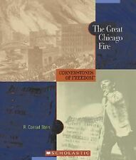 The Great Chicago Fire (Cornerstones of Freedom: Second)