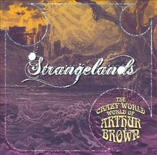 Strangelands by The Crazy World of Arthur Brown/Arthur Brown (CD, Apr-2011,...