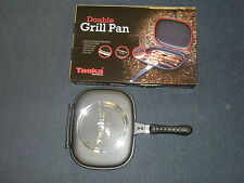 Taska Double Grill Pan Carp Fishing Cooking Camping