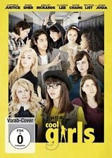 COOL GIRLS - JUSTICE,VICTORIA/SHER,EDEN/HUTCHINGS,PETER/+   DVD NEU