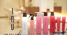 LebeL Hair care IAU Cell Care SET Japan for Damage ElasticityTreatmentpack Salon
