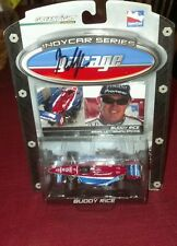 Buddy Rice 1:64 Scale Greenlight IndyCar Diecast Autographed on package New