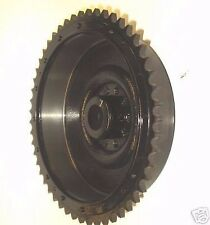 58-66 Panhead Shovelhead REAR BRAKE DRUM 41400-58C or 41400-63 Black or Chrome