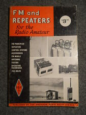 FM and Repeaters for the Radio Amateur ~ copyright 1972