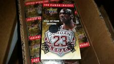 2009-10 UD MICHAEL JORDAN HALL OF FAME GOLD LEGACY BASKETBALL CARD SETS QTY.10