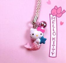 Sanrio Hello Kitty Little Mermaid Charm 2010 NEW
