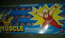 M.U.S.C.L.E Cosmic Showdown Set #4 RARE!! in box