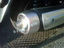 """Tromboncino marmitta Majesty 400 Mod. """"Eco Curvo"""" Beccuccio Modello Eco sound"""
