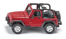 Siku 4870 – Jeep Wrangler Diecast - New release for AU 2016 - Scale 1:32