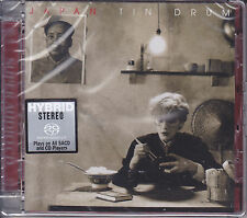 """Japan - Tin Drum"" Limited Numbered #0070 Stereo Hybrid SACD CD 2016 New Sealed"