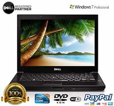 DELL LAPTOP WINDOWS 7 PRO LATITUDE E6410 CORE i5 2.9Ghz 4GB RAM 1TB HD DVDRW 14""