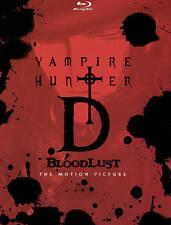 Vampire Hunter D: Bloodlust Blu-ray Disc, 2015
