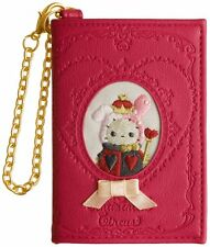 Sentimental Circus Book Coin & ID Pass Case PB48501 San-X From Japan New F/S