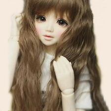 Beautiful 1/4 BJD doll Girl Unoa lusis big eyes with face make up